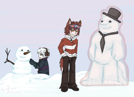 Illusion Snow by MintyDreams7