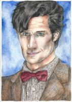 Matt Smith as: The Doctor by xxsensi