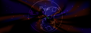 Gallifreyan Facebook cover by jdshepherd