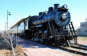 Norfolk and Western 1134 by xshadow259