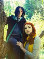 Severus and Lily 3 by Elena-Homura