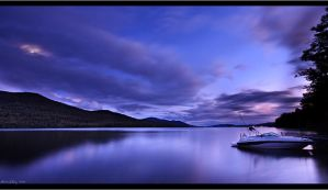 Lake George by AimishBoy