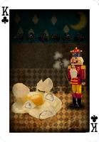 The King of clubs - Hunty2312's design by skellerone