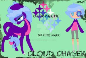 Cloud Chaser Reference by Kikai-Kumo
