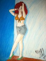 Pin Up 2 by Ale-L