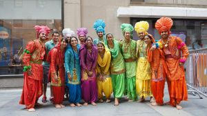 The Bang in Bhangra by Amelia411
