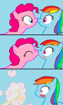 Pinkie's Kiss by Princess-Giuly-Frost
