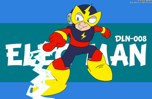 DLN-008 - Elec Man by LuigiStar445