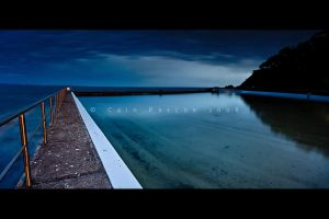Foster Pool Blues by CainPascoe