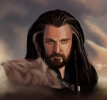Thorin, son of Thrain by Ignis-vitae