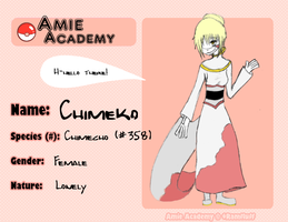 Application For Amie Academy by Vitiosum-Coruptionis
