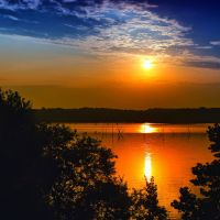 Kansas Daybreak by clippercarrillo
