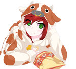 Moo, I'm a Cow by Ca14