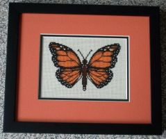 Monach Butterfly by SmiteTheeWithApples
