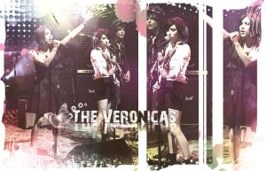 Layout The Veronicas by andzia89