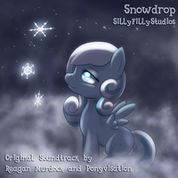 Snowdrop - OST Coverart by Zedrin