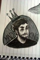 Mad King by psycho-bunny-bunny