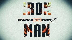 Iron Man Old Projector Wallpaper by planckera