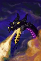 Maleficent Dragon by ImagineNationAG