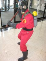Red Pyro 2010 by AngstyGuy