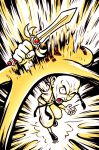 Earthbound - Sword of Kings by Kaigetsudo