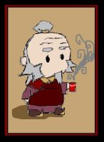 Chubby Iroh by RustyGrass33
