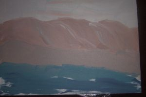 Dunes At Dusk by impostergir007