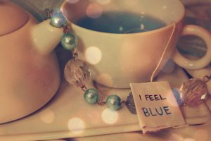 feeling blue by Cristina92