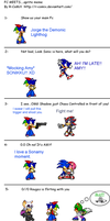 Jorge Meets the Sonic Team meme by J-theDemoniclighthog