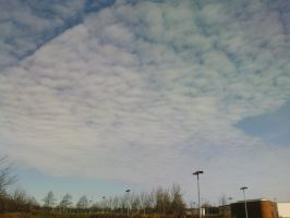 Sky Blanket by stanto