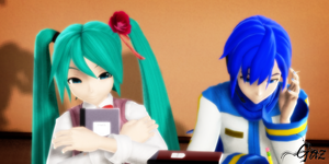 MMD - HD Background [Homeworks] by AnonimateSpectre