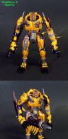 Transmetal 2 Cheetor by Unicron9