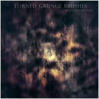 Torned Grunge Brushes by Knightmare-san