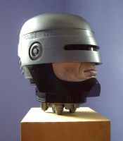 Robocop Head by Mutronics