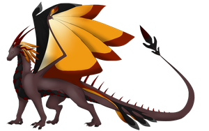 Dragon Points Adoptable - CLOSED by Ardate
