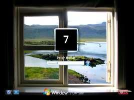 Real Window7 Logon XP by PeterRollar