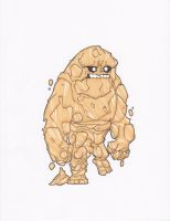 CLAYFACE by hclix