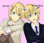 Kurusu Twins by HatsuGlory