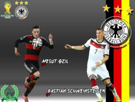 Germany World Cup 2014 by PanosEnglish