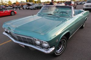 Topless Impala by KyleAndTheClassics