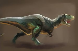 Tyrex by Elsouille