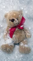 Hug your teddy bear by Juelej