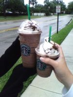 Starbucks Does Equal Love by MEGANxBALLINx3