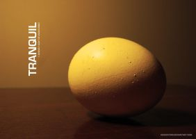 Tranquil Egg by HeDzZaTiOn