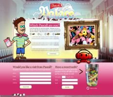 Pascal Microsite by scottrichardson