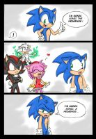 Sonic Fail: 7 - Just Another Hedgehog by RiotaiPrower