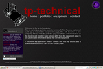 tp-technical website 2012 by timmoproductions