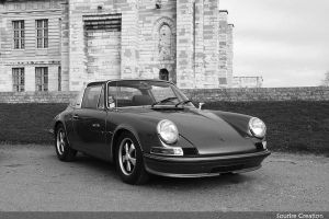 Porsche 911 2.4 Targa by SourireCreation