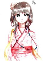 Watercolor~ by Janchii9898