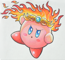 Kirby sticker 01 by KnightoftheStars